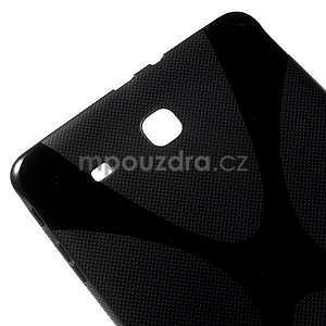 X-line gélové puzdro na tablet Samsung Galaxy Tab E 9.6 - čierne - 4