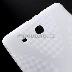 X-line gélové puzdro na tablet Samsung Galaxy Tab E 9.6 - biele - 4