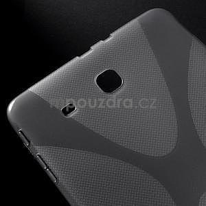 X-line gélové puzdro na tablet Samsung Galaxy Tab E 9.6 - šedé - 4