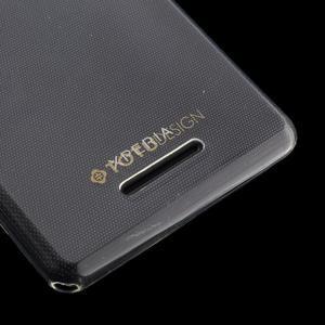 Ultratenký obal na mobil Sony Xperia E3 - transparentní - 4