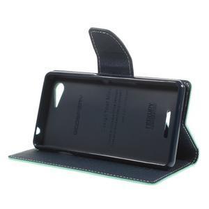 Richmercury puzdro pre mobil Sony Xperia E3 - azurové - 4