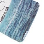 Emotive gélový obal pre Sony Xperia M4 Aqua - kotva - 4/5