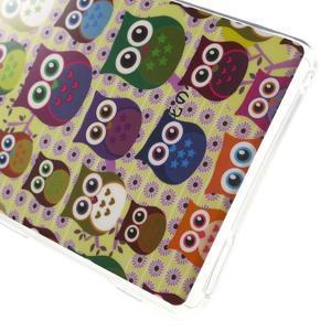 Emotive gelový obal na Sony Xperia M4 Aqua - banda soviček - 4