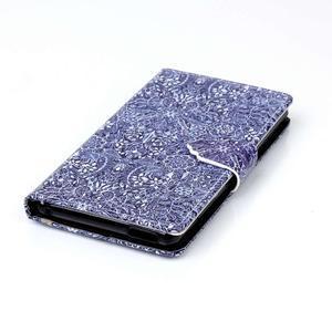 Emotive puzdro pre mobil Sony Xperia M4 Aqua - retro kvety - 4