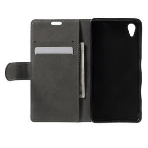 Puzdro pre mobil Sony Xperia X Performance - čierne - 4