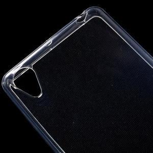 Transparentní gelový obal na Sony Xperia X Performance - 4