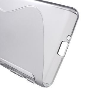 S-line gélový obal pre mobil Sony Xperia X Performance - sivý - 4
