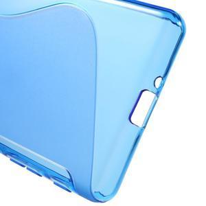 S-line gelový obal na mobil Sony Xperia X Performance - modrý - 4