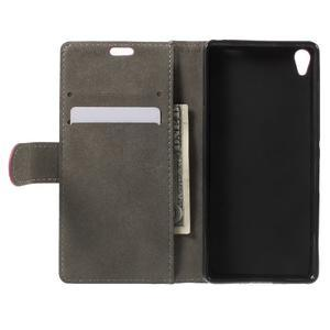 Cardy puzdro pre mobil Sony Xperia XA - rose - 4