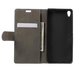 Cardy pouzdro na mobil Sony Xperia XA - fialové - 4
