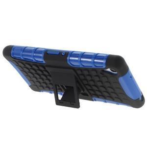 Outdoor odolný kryt pre mobil Sony Xperia Z2 - modrý - 4