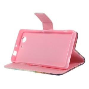 Knížkové puzdro pre mobil Sony Xperia Z3 Compact - cesta - 4