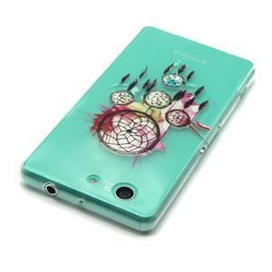 Gelový obal na mobil Sony Xperia Z3 Compact - lapač snů - 4