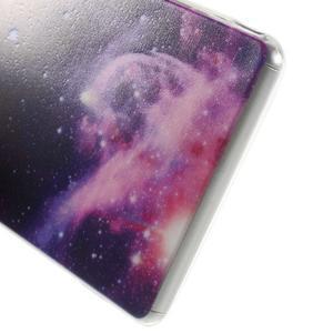 Ultratenký gélový obal pre mobil Sony Xperia Z3 - galaxie - 4