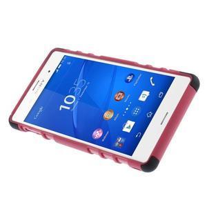 Loading zoom · Outdoor ochranný kryt pre mobil Sony Xperia Z3 - rose - 4 02801beabf1