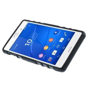 Outdoor ochranný kryt pre mobil Sony Xperia Z3 - čierny - 4