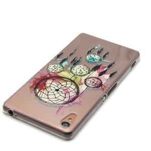 Gelový obal na mobil Sony Xperia Z3 - lapač snů - 4