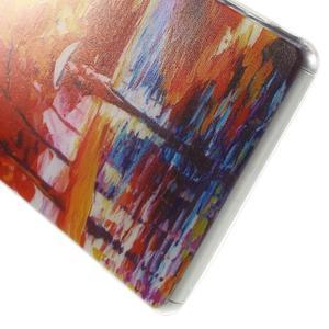 Ultratenký gélový obal pre mobil Sony Xperia Z3 - jeseň - 4