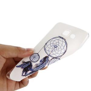 Ultratenký slim obal pre mobil Samsung Galaxy A3 (2016) - campanula - 4