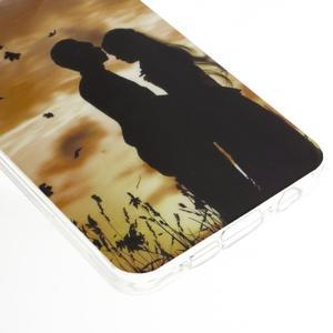 Gélový obal pro Samsung Galaxy A3 (2016) - láska - 4