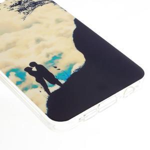 Gélový obal pro Samsung Galaxy A3 (2016) - láska a hory - 4
