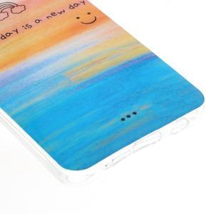 Gelový obal pro Samsung Galaxy A3 (2016) - rainbow - 4