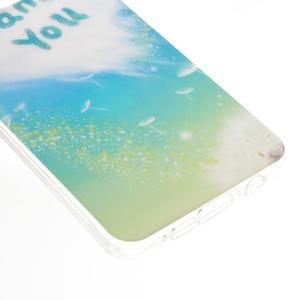 Gelový obal pro Samsung Galaxy A3 (2016) - děkuji - 4