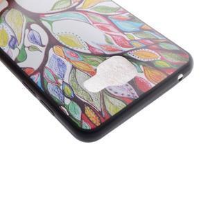 Terry gelový obal na Samsung Galaxy A3 (2016) - malovaný strom - 4