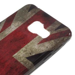 Gélový obal pro Samsung Galaxy A3 (2016) - UK vlajka - 4