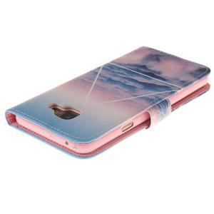 Puzdro pre mobil Samsung Galaxy A3 (2016) - cloud - 4