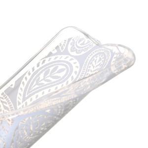 Miffs ultratenký gelový obal na Samsung Galaxy A3 (2016) - krajka II - 4