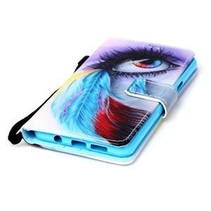 Cardy puzdro pre mobil Samsung Galaxy A3 (2016) - oko - 4