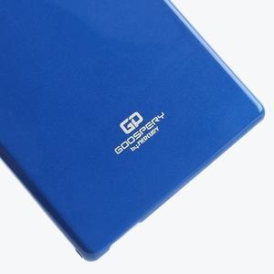 JellyGospery gélový obal pre mobil Sony Xperia Z Ultra - modrý - 4
