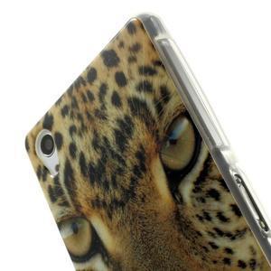 Emotive gélový obal pre Sony Xperia Z2 - leopard - 4