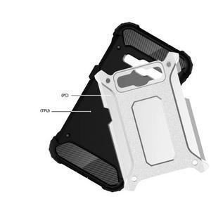 Armory odolný obal pre mobil Samsung Galaxy J1 (2016) - biely - 4