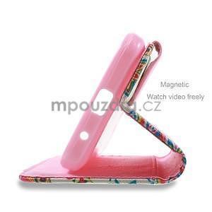 Štýlové puzdro na mobil Huawei Ascend Y550 - mandala - 4