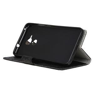 Cartoo pouzdro na mobil Honor 7 Lite - černé - 4