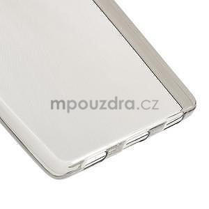 Ultra tenký slim obal na Huawei Ascend P8 - šedý - 4