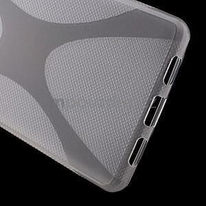 Gelový obal na Huawei Ascend P8 Lite - transparentní - 4