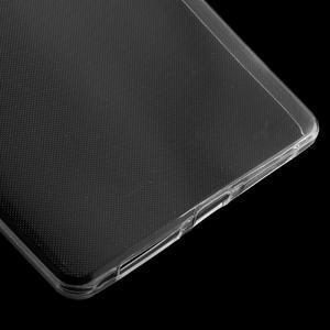 Ultratenký gelový obal na Huawei Mate 8 - transparentní - 4