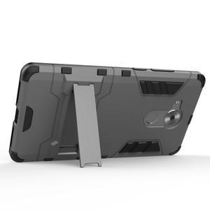 Armor odolný kryt na mobil Huawei Mate 8 - stříbrný - 4
