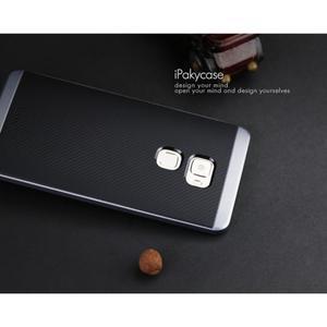 Odolný hybridní obal 2v1 na Huawei Mate S - šedý - 4