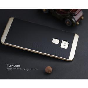 Odolný hybridní obal 2v1 na Huawei Mate S - zlat - 4