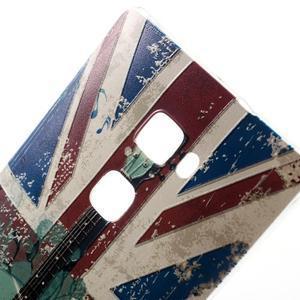 Softy gelový obal na mobil Huawei Mate S - UK vlajka - 4