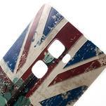 Softy gelový obal na mobil Huawei Mate S - UK vlajka - 4/5