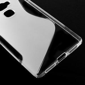 S-line gelový obal na mobil Huawei Mate S - transparentní - 4