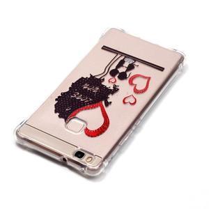 Lacqe geový obal na Huawei P9 Lite - láska - 4