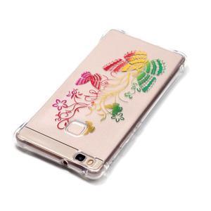 Lacqe geový obal na Huawei P9 Lite - motýlci - 4