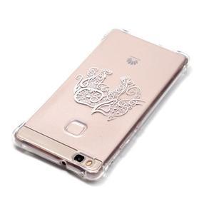 Lacqe geový obal na Huawei P9 Lite - slon - 4