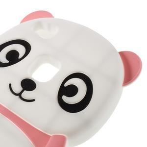 PandaStyle silikonový obal na Huawei P9 Lite - ružový - 4